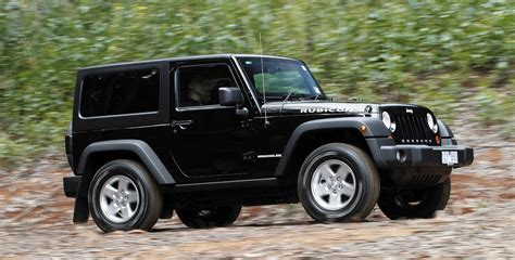Jeep Wrsngler Jeep Wrangler Only Musters Four In Ancap Safety Test