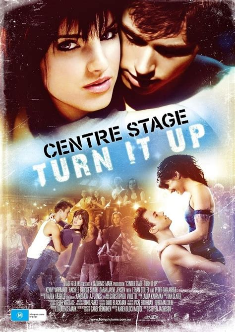 film step up taniec zmyslów cda netflix fix center stage turn it up forever young adult
