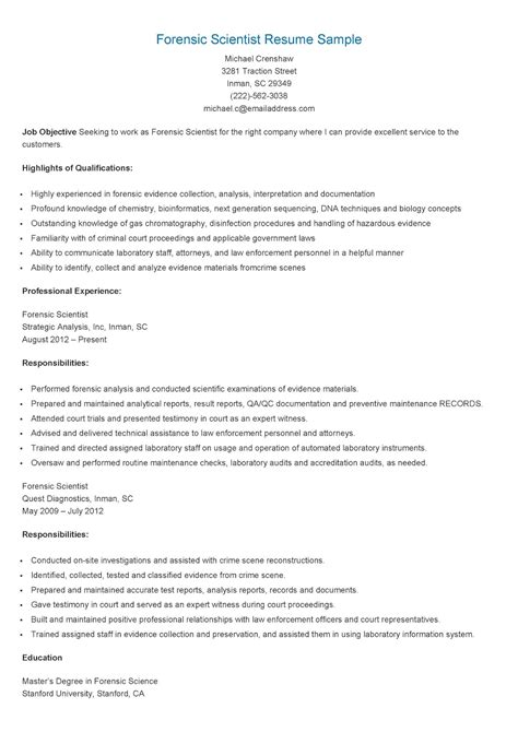 Criminal Research Specialist by Sle Resume Visual Argument Essay Product Manager Cover Letter