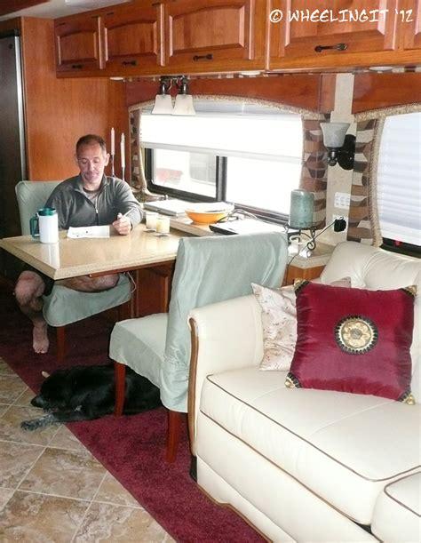 4 tips for creating instant indoor rv coziness wheeling it
