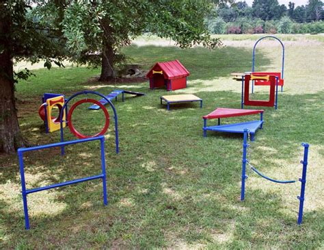 dog backyard play equipment dog park dog park ideas pinterest