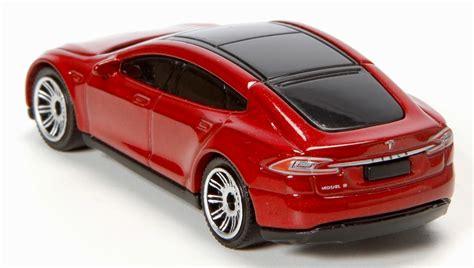 car toys wheels revealed matchbox and wheels tesla model s