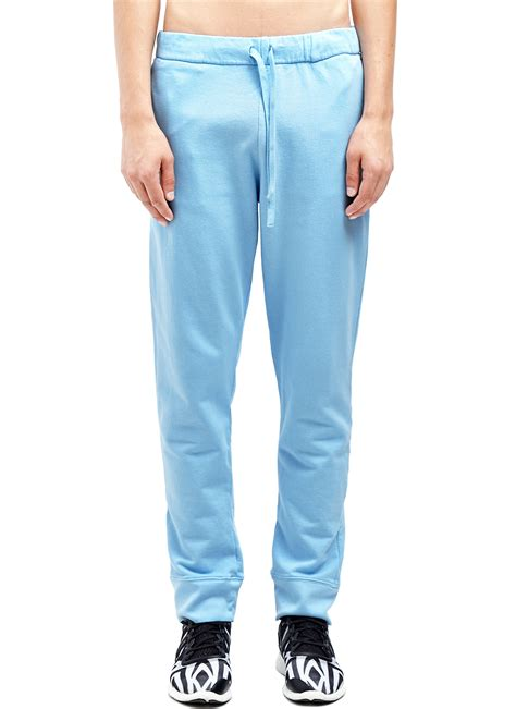 Joger Softjeans aiezen soft cotton pant in blue for lyst
