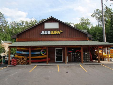 general store subway northern michigan family