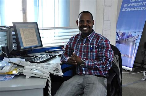 biography project exle project exile ethiopia editor leaves after beatings