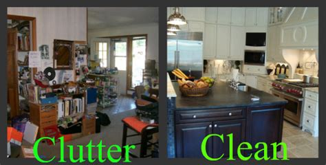 clutter or clean organize with organize with