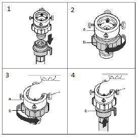 Keran Untuk Cuci Motor instalasi dan cara penggunaan mesin cuci front loading