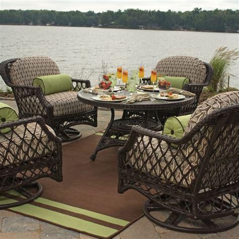 Real Wicker Patio Furniture Venture Wicker Furniture Camino Real Collection