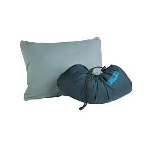 travel pillow grey