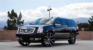 Cadillac Escalade Esv Rims Lexani Luxury Wheels Vehicle Gallery 2014 Cadillac