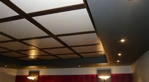 tuile de plafond suspendu embassy 2 pi x 2 pi bois