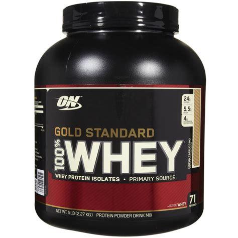 Whey Optimum Nutrition optimum nutrition 100 whey gold standard 2273g sklep