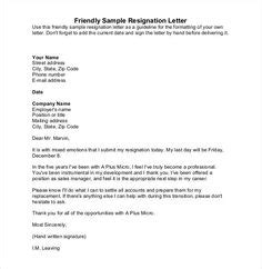 sle employment resignation letters announcement letter new announcement email and