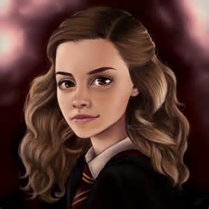 watson as hermione granger by miloutjexdrawing on