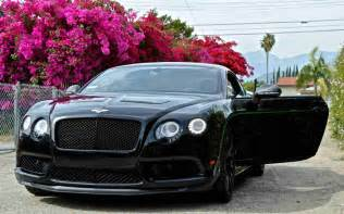 Bentley Rental Las Vegas Black Bentley Rental Los Angeles And Las Vegas