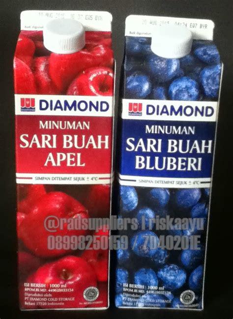 rad supplier food  beverage jungle jus diamond juice
