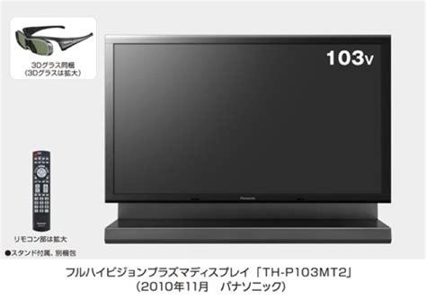 Tv Tabung 21 Inch Panasonic panasonic 103 inch tv just 100 000 wired