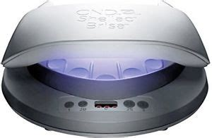 cnd 3c led l cnd led professional uk nail l dryer for shellac brisa