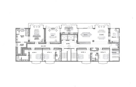 floor plan with scale floor plan cad poche labels gray scale pdf seattle