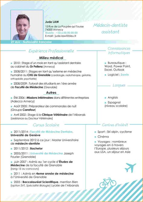 curriculum vitae model in 11 cv model modele de facture