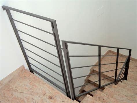 ringhiera interna moderna ringhiera in stile moderno in ferro verniciato
