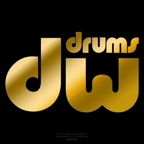 Kaos Dw Drums Drum Logo by Dw Drums Logo Drums Percussion And