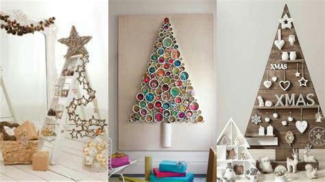 ideas navidad ideas de 225 rboles de navidad originales con objetos