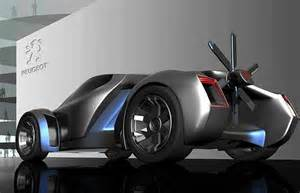 Electric Cars In Future Peugeot Concept Vehicles The Cars Of The Future Telegraph