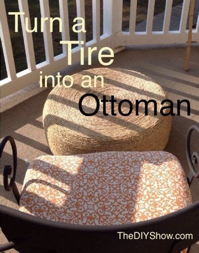 tire couch best 25 tire ottoman ideas on pinterest diy stool