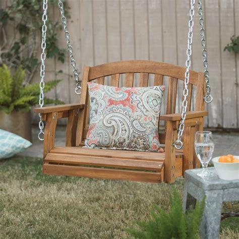 single seat porch swing best 25 front porch swings ideas on pinterest southern
