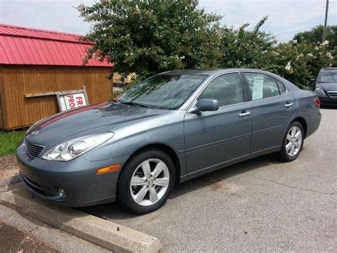 lexus sedan 2005 2005 lexus es 330 4dr sedan in greensboro nc your way