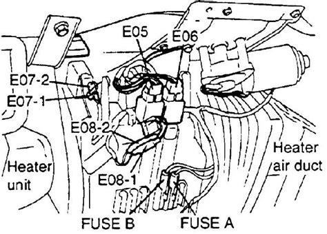 blinker wiring diagrams e39 bmw factory bmw e39 seats