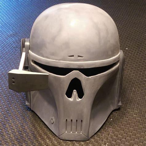 design mandalorian helmet an elegant helmet for a more civilized age creative