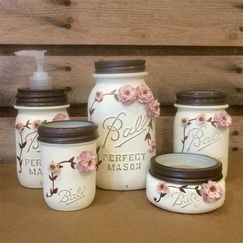 country home decorating ideas country canning jar idea 25 best ideas about shabby chic desk on pinterest home