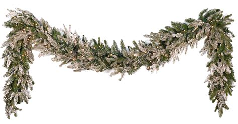 xmas garland png 3 by iamszissz on deviantart