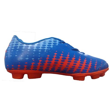 football studs shoes nivia ultra football stud shoes blue and orange buy