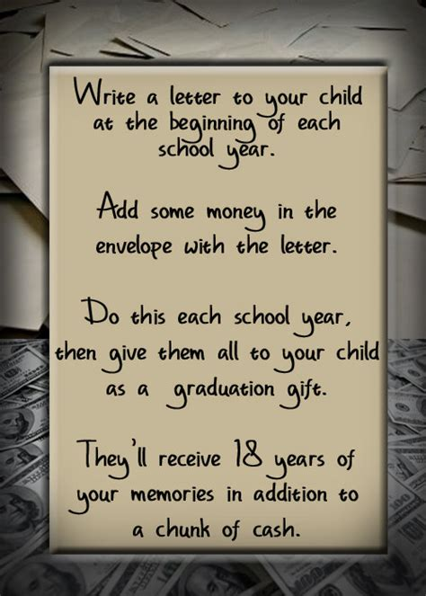 Letter To Granddaughter On Graduation