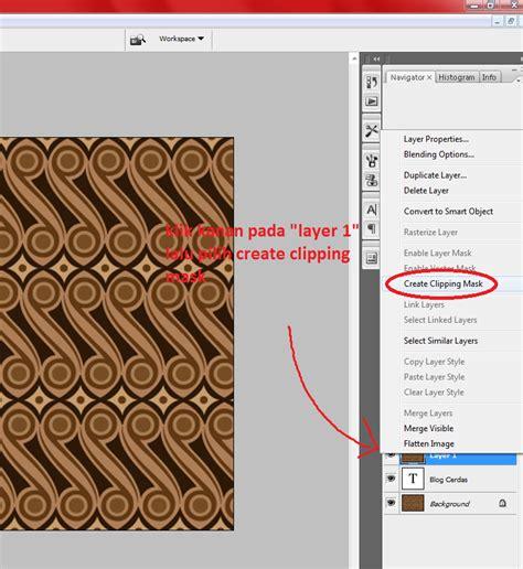 cara membuat logo teks di photoshop cara membuat teks batik di photoshop kaum lemah
