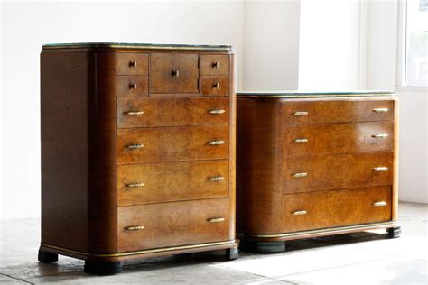 1930s bedroom furniture 1930s deco dresser bedroom set by rockford antique ebay