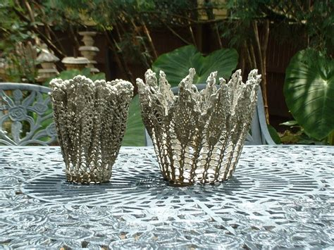 Cloth Planters by Containers Forum Cloth And Cement Garden Org Crafts For Me Cement Craft And