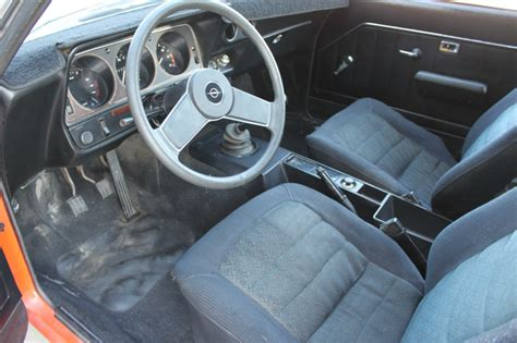 opel manta interior mini 1972 opel manta rallye bring a trailer