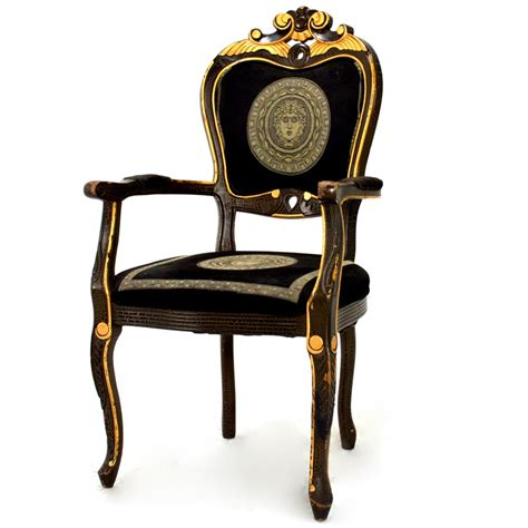 versace chair versace armchair home design store