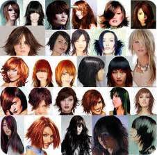 diffetent types of the sthandaza hairstyles cortes de pelo ideales para ellas net