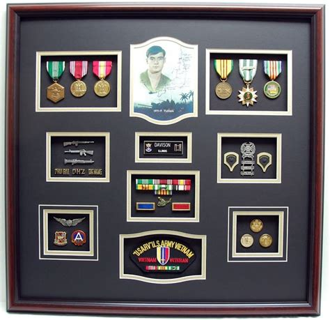 37 best scrap booking shadow boxes images on pinterest 114 best army military shadow box displays images on