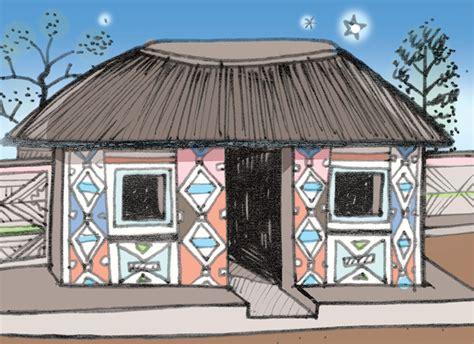 Xhosa Hutte by Gr7 Tegnologie