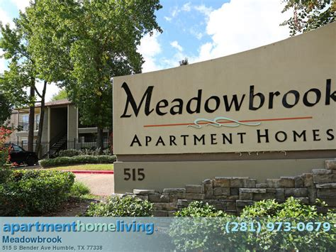 Apartment In Humble Tx Meadowbrook Apartments Humble Apartments For Rent