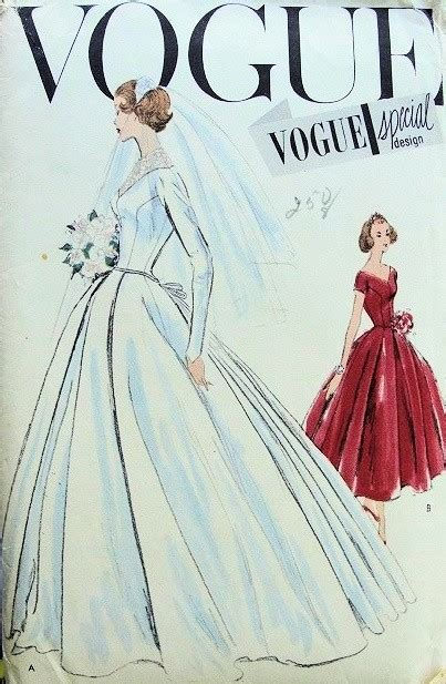 wedding dress pattern making books 1950s beautiful wedding dress bridal gown pattern