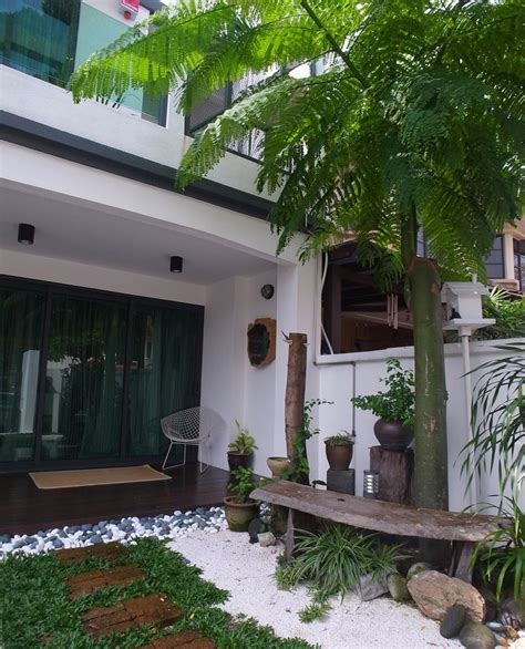 Home Exterior Design Malaysia by Malaysia Terraced House Exterior Design Front Design