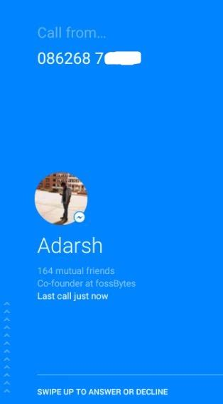 Distance Phone Number Lookup Releases New App Hello Quot Truecaller Quot Of Here