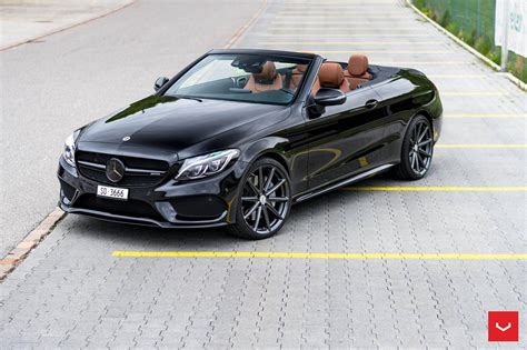 convertible mercedes black boostaddict black w205 mercedes c43 convertible on